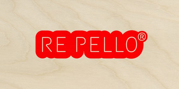 Re pello logo design